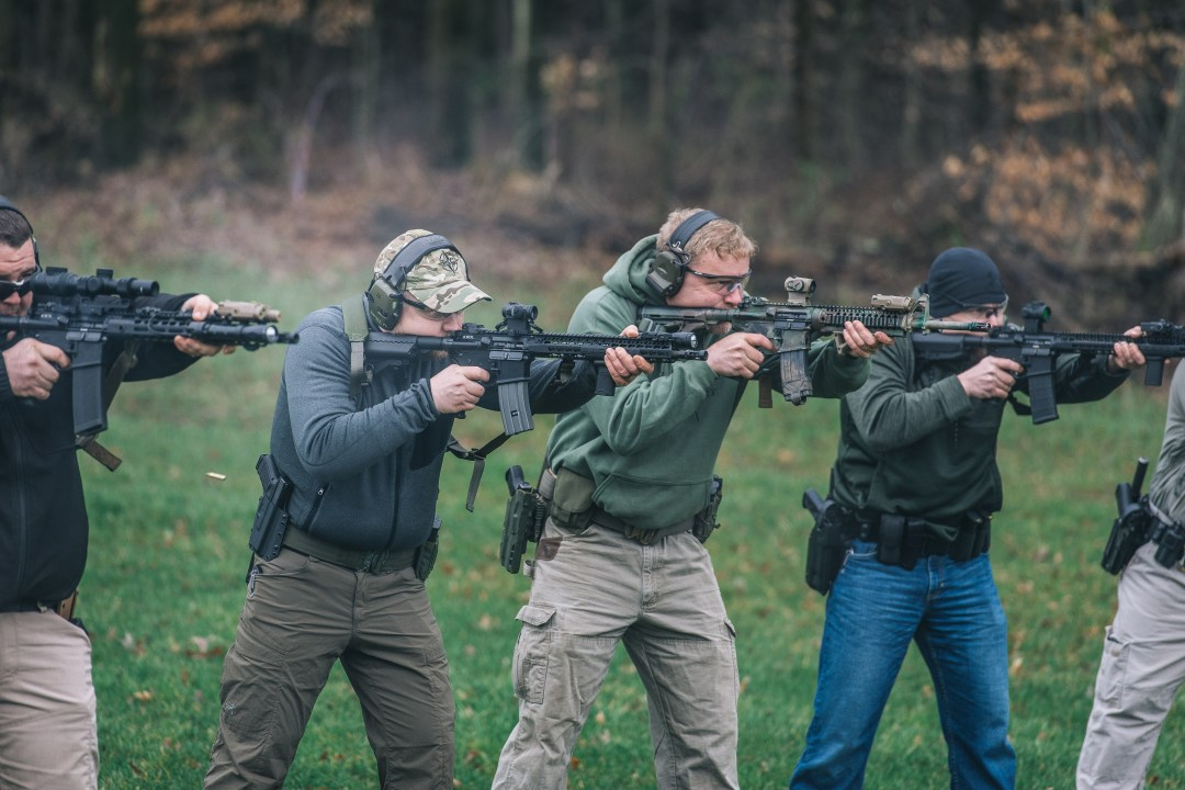 Tactical Training at Alliance with Forge Tactical