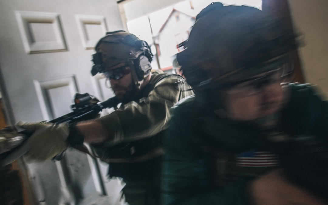 CQB Operations Sept 18-21, 2018 Alliance