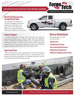 FTI Capabilities Brochure 9-2014