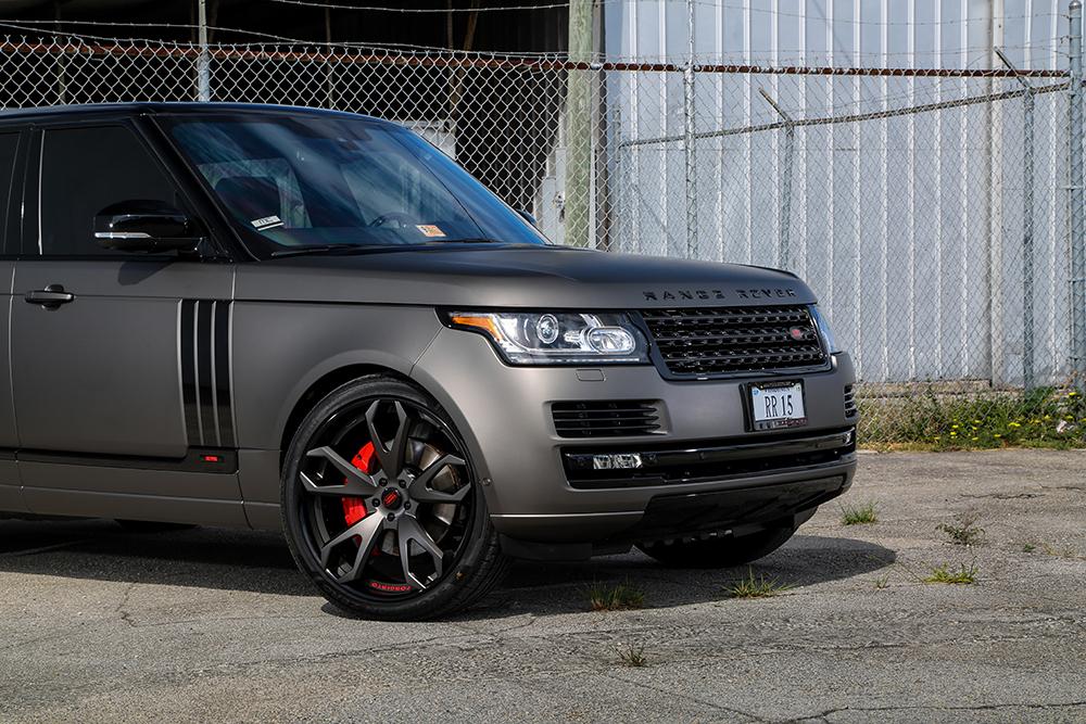 "Range Rover L On 24"" F2.19"