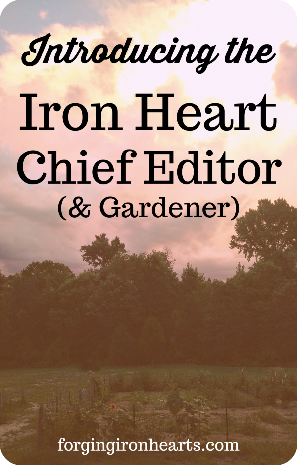 Introducing the Iron Heart Chief Editor