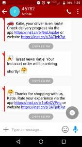 Why I didn't love Instacart: Story, Review, and Tips For a Newbie