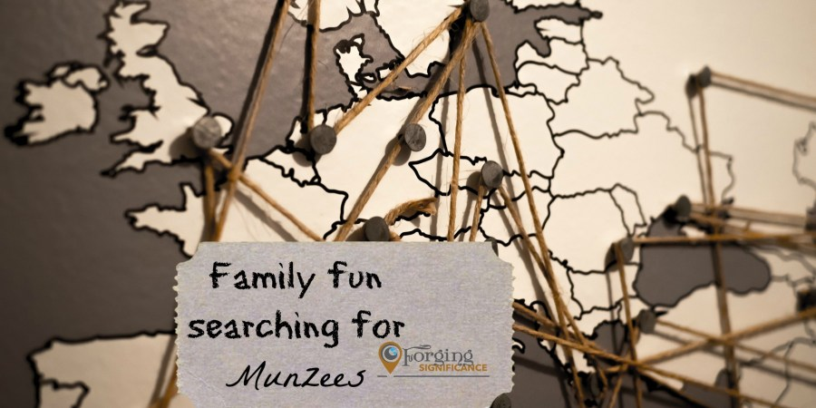 Searching for Munzees