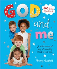 God and Me Devotional {GIVEAWAY}