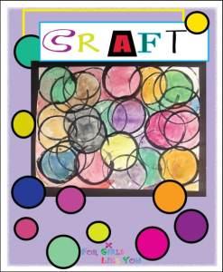 Fun With Circles Craft!
