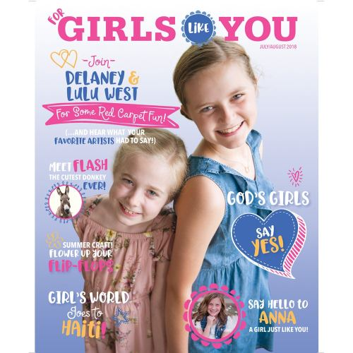 For Girls Like You July/August 2018