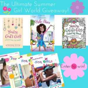 Ultimate Girl World Summer Giveaway!