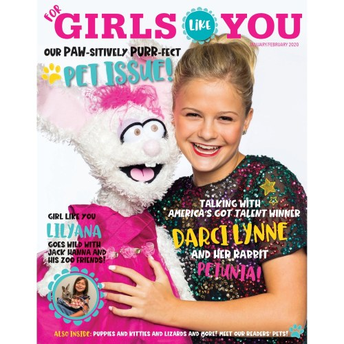 For Girls Like You Jan/Feb 2020