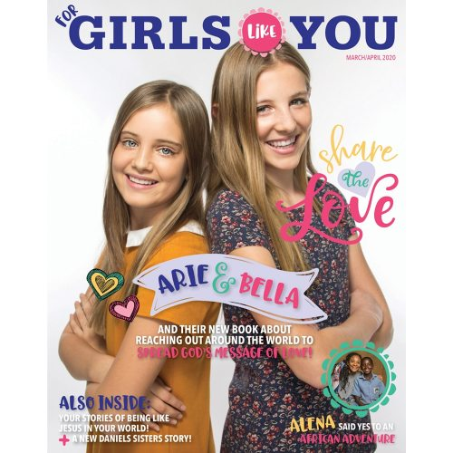 For Girls Like You March/April 2020
