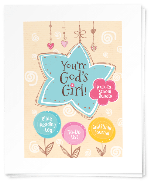 Your God's Girl Planner Sheets