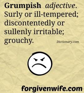 grumpish