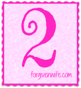 The Forgiven Wife turns 2!