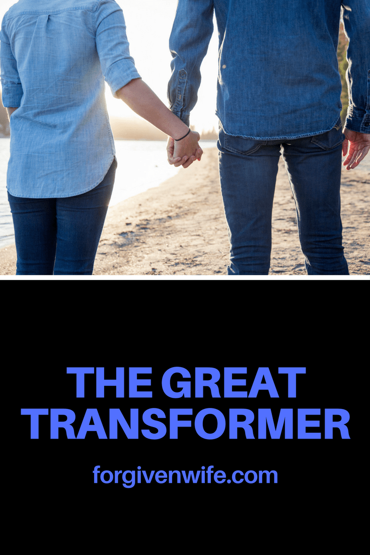 God can transform your marriage from inside out.