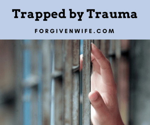 Past sexual trauma creates challenges in the marriage bed. Know that there is hope.