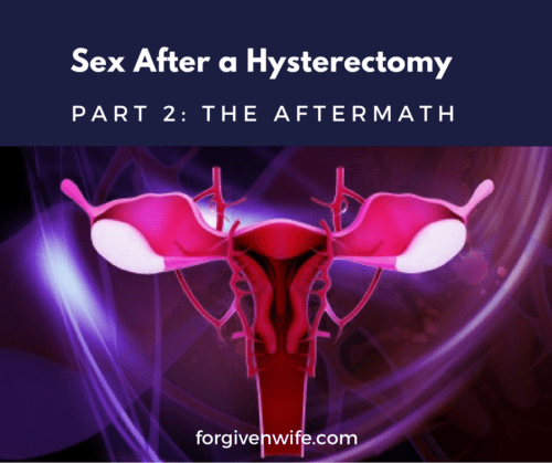 sex after a hysterectomy part 2 the aftermath the forgiven wife