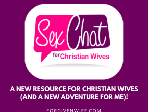 Sex Chat for Christian Wives is a new podcast where four friends talk about sex and let you listen in. Join us!