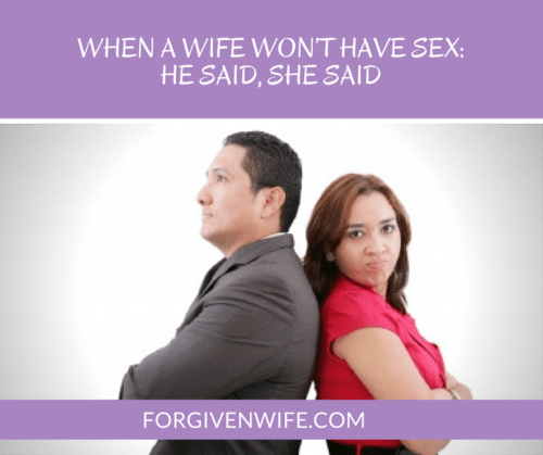 Understanding your wifes sexuality
