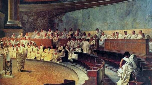 Not-So-Short Short on Roman Backgrounds – Forgot My Dice
