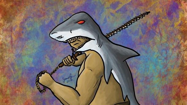Way of the Shark – Forgot My Dice