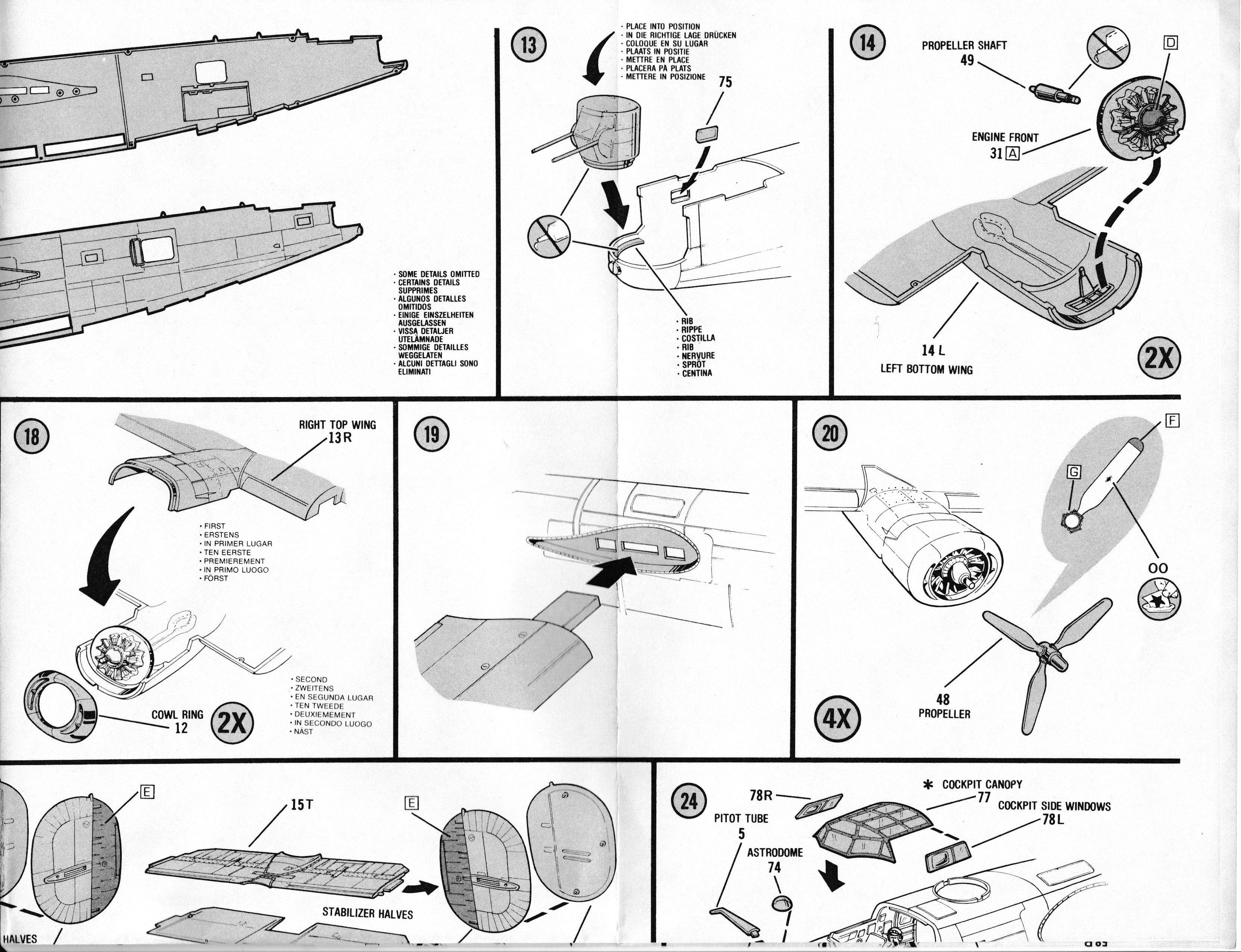 B 24d S Instructions