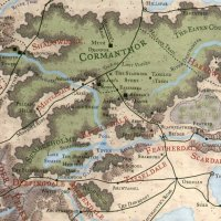 Geografia dei Reami: introduzione alle Valli (Dalelands) - 1356 DR