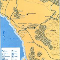 Geografia dei Reami: Daggerford - 1356 DR