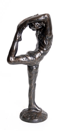 Auguste Rodin DANCER MOVEMENT Bronze Sculpture