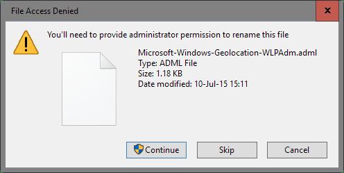 Cara memperbaiki error Namespace is already defined di Windows 10
