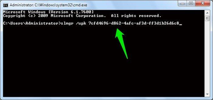 Cara Uninstall Windows Product Key dan Menggunakannya pada PC Baru