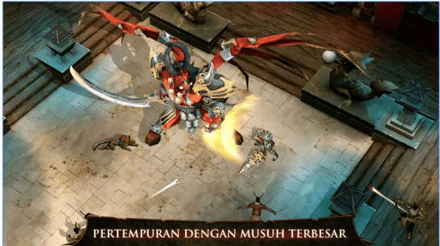 30 Game Android HD Terbaik RAM 1gb 2016