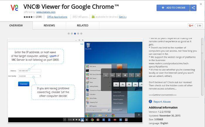 4 Extensions Remote Desktop Terbaik untuk Chrome 2016