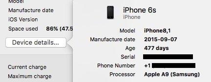 Cara Menjalankan iPhone Battery Diagnostics di Mac