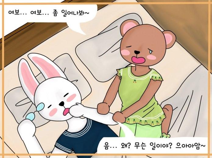 임신 7주 임신초기 출혈,그림1