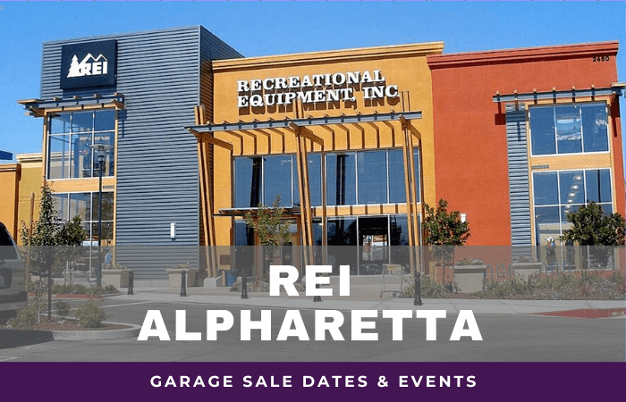 REI Alpharetta Garage Sale Dates, rei garage sale alpharetta georgia