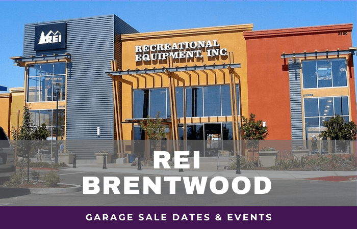 REI Brentwood Garage Sale Dates, rei garage sale brentwood tennessee