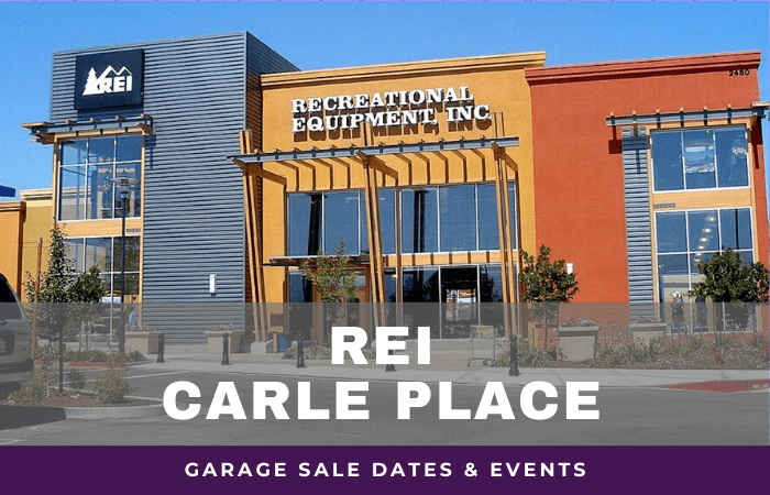 REI Carle Place Garage Sale Dates, rei garage sale nyc new york
