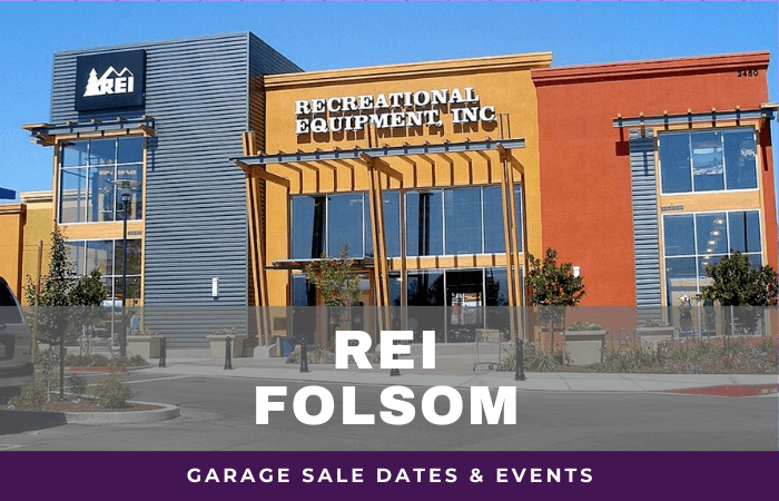 REI Folsom Garage Sale Dates, rei garage sale folsom california