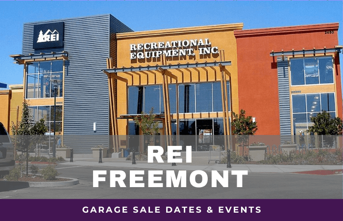 REI Fremont Garage Sale Dates, rei garage sale fremont california