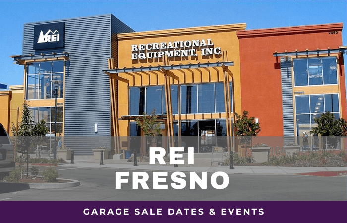 REI Fresno Garage Sale Dates, rei garage sale fresno california