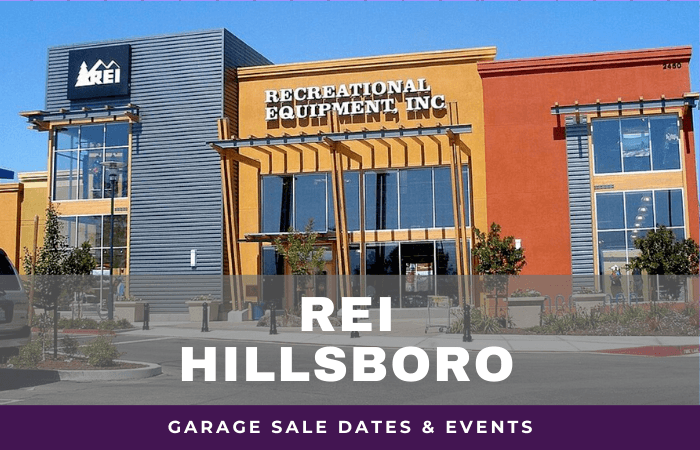 REI Hillsboro Garage Sale Dates, rei garage sale hillsboro