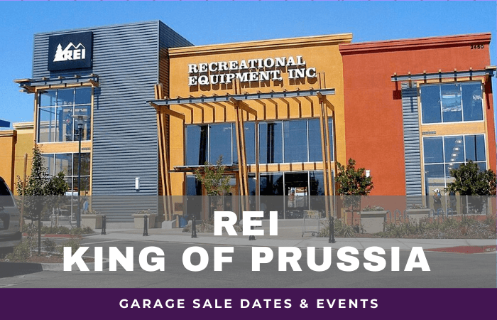 REI King of Prussia Garage Sale Dates, rei garage sale king of prussia pennsylvania