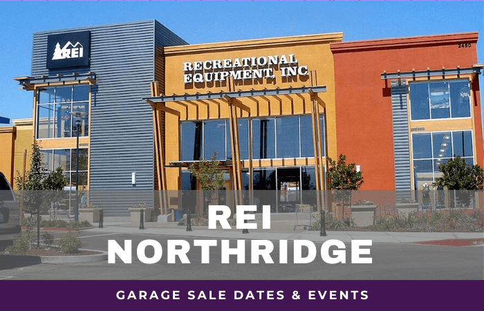 REI Northridge Garage Sale Dates,rei garage sale northridge california