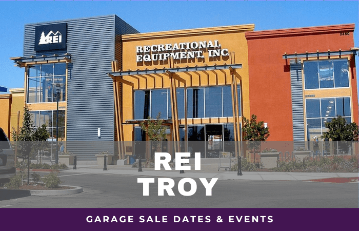 REI Troy Garage Sale Dates, rei garage sale troy michigan
