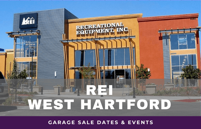 REI West Hartford Garage Sale Dates, rei garage sale west hartford connecticut