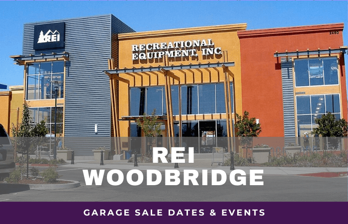 REI Woodbridge Garage Sale Dates, rei garage sale woodbridge virginia