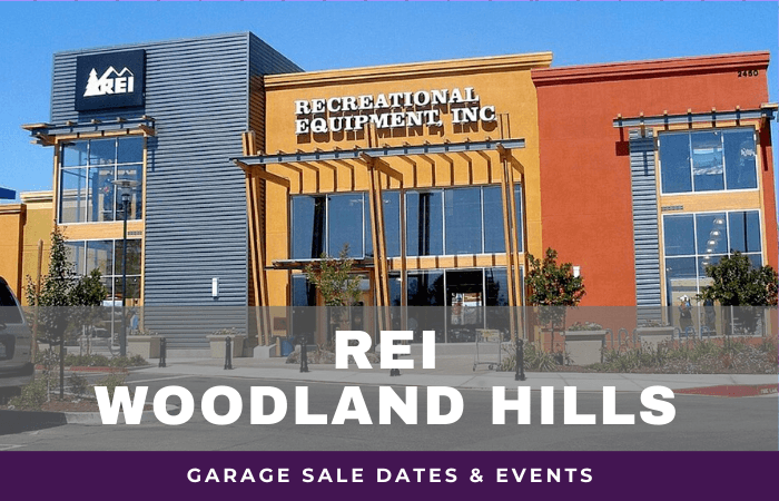 REI Woodland Hills Garage Sale Dates, rei garage sale woodland hills