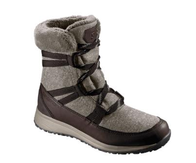 Salomon Heika waterproof winter hiking shoes