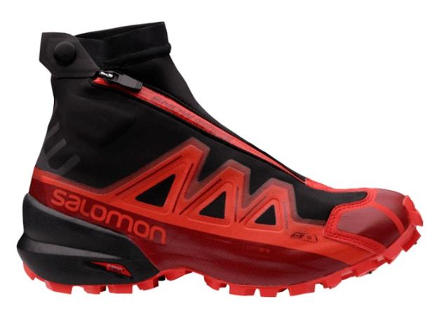 Salomon Snowspike CSWP Winter Trail Shoes