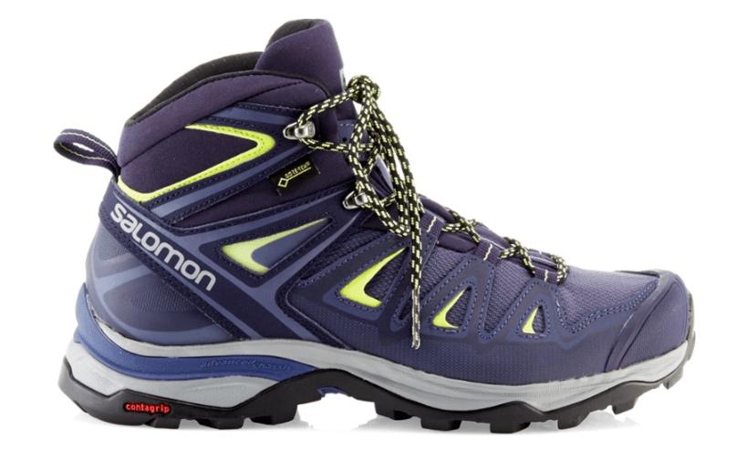 Salomon X Ultra 3 mid gtx womens hiking shoes