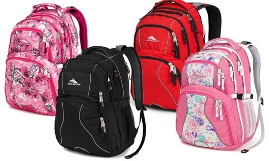 High sierra backpack daypacks